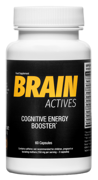 Bottle Brain Actives